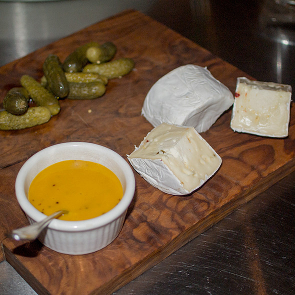 Marin Fresh Cheese Company Petite Jalapeno - Ad Hoc, Yountville, CA