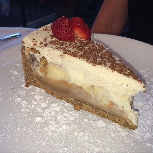Banoffee Pie - Ristorante Lombardo, Buffalo, NY