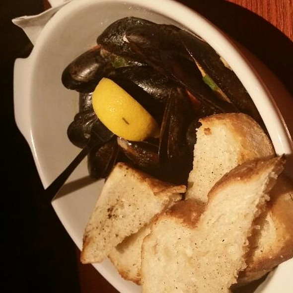 Mussels @ Red Lobster