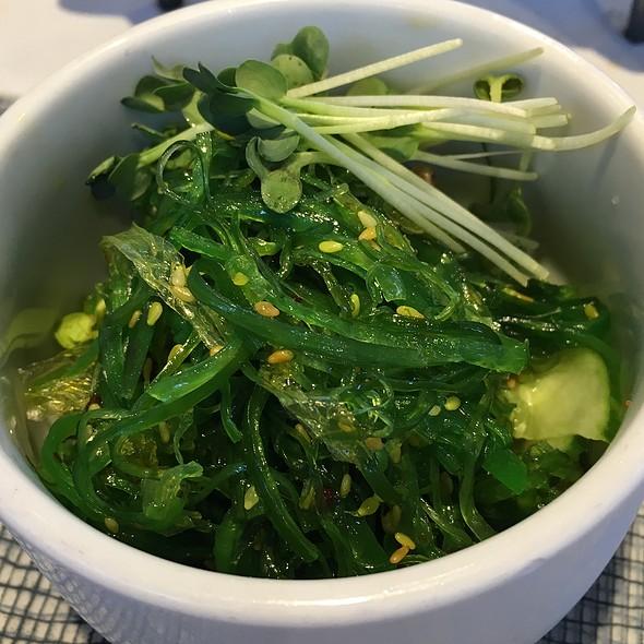 Seaweed salad @ Shoyu