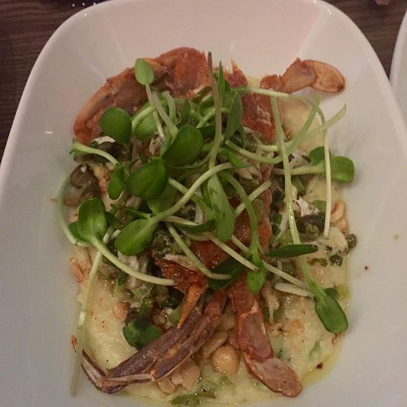 Convivial - Soft Shell Crab ala Meuniere - Foodspotting