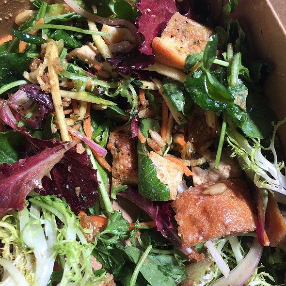 Salad Bar @ The Market Cafe