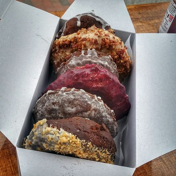 Assorted Donuts @ The Holy Donut