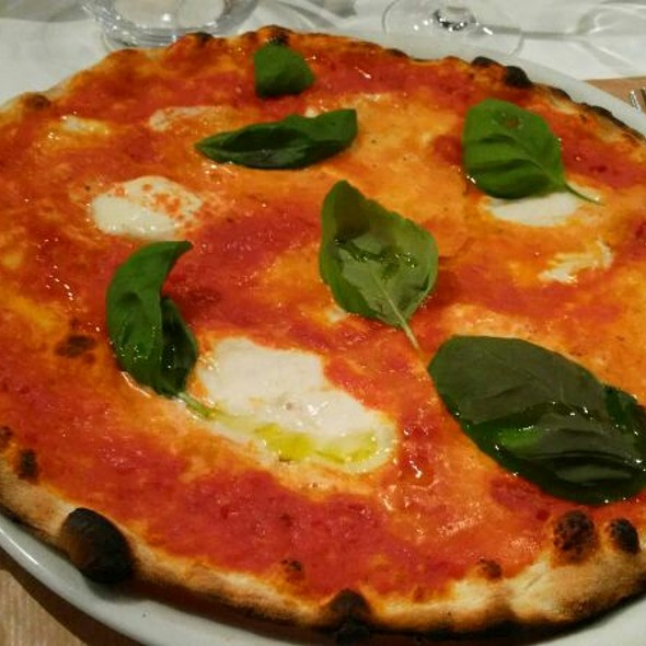 Homage A Naples @ Antica Pizzeria Jalhay