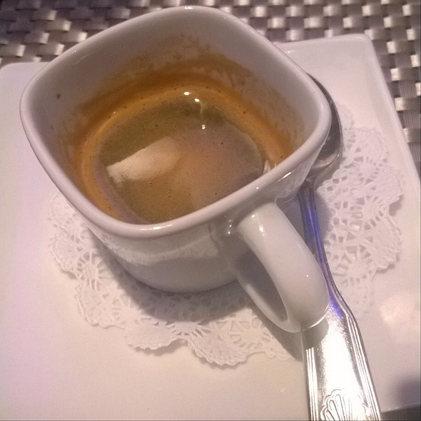 Espresso @ Ceviche By The Sea