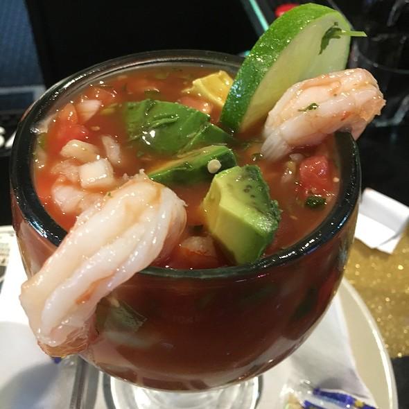 Shrimp Cocktail @ La Hacienda