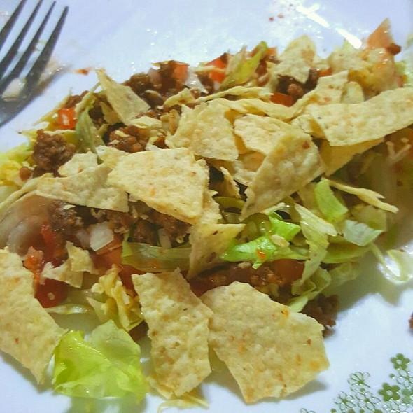 Taco Salad @ Dindilicious