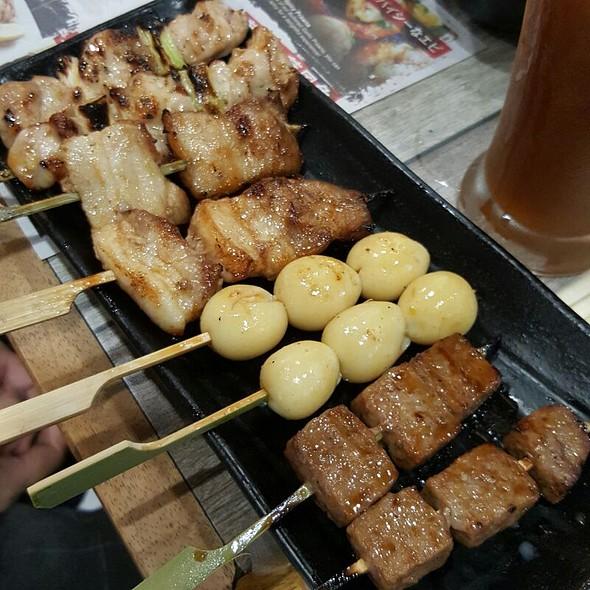 Yakitori @ Ichiba Japanese Market