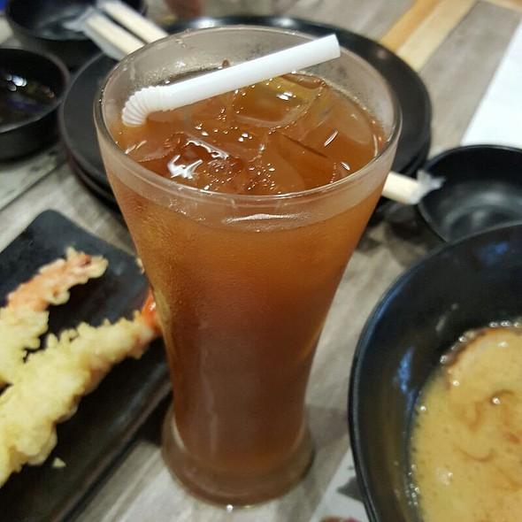 Iced tea @ Ichiba Japanese Market