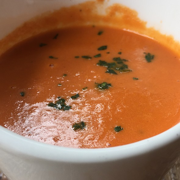 Tomato Parmesan Souo @ Southerleigh Brewing Company