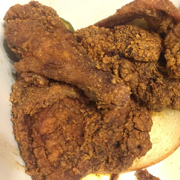 Carry Out Fried Chicken @ Southern