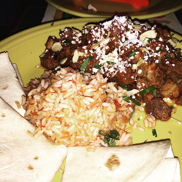 lamb birria - Blue Agave Restaurante y Tequileria, Baltimore, MD