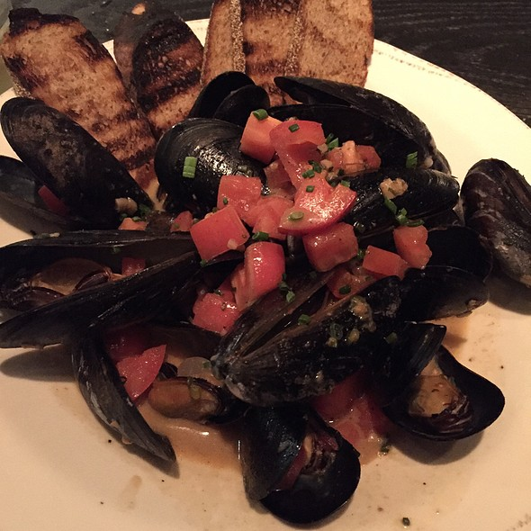 Mussels @ City Perch