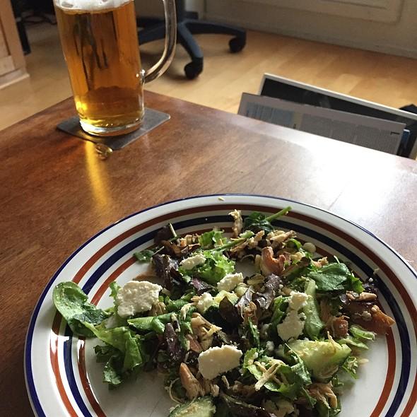 Chicken Salad @ Biz's Love Shack