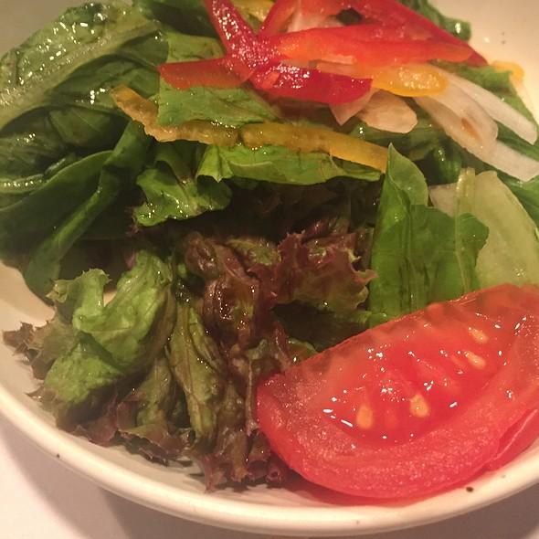 Salad @ Restaurant Suntory