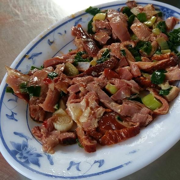 Duck @ 十六崁瓜仔雞麵