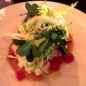 Mozzarella And Watermelon Salad - Coquette, New Orleans, LA