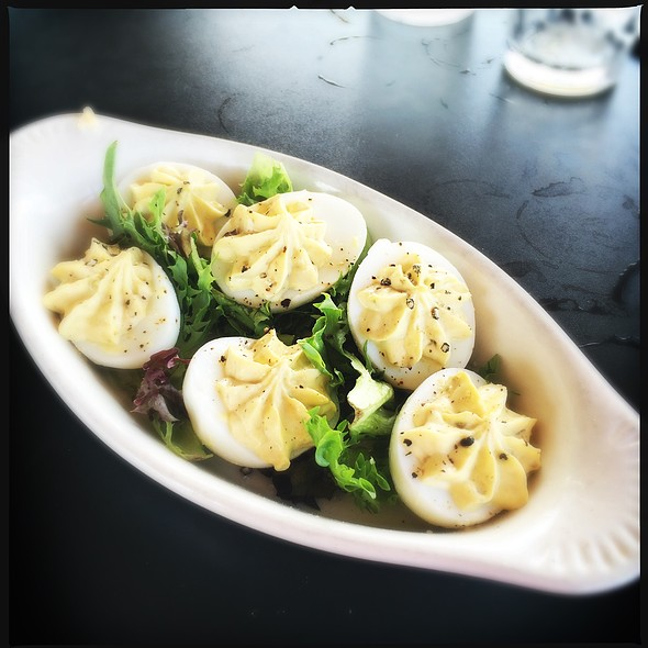 Deviled Eggs @ Grist Iron Brewing