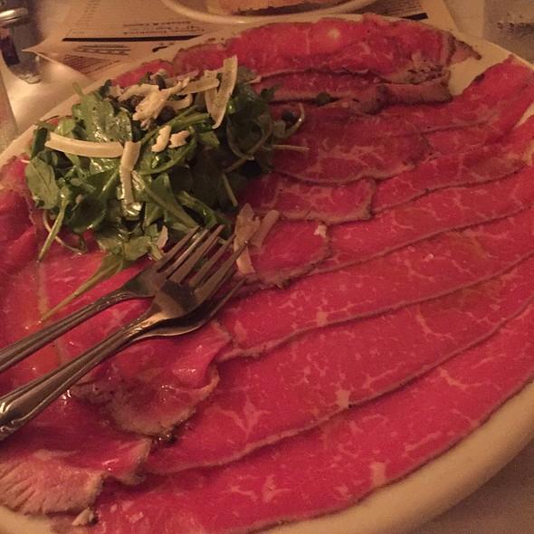 Beef Carpaccio @ Gibson's Steakhouse