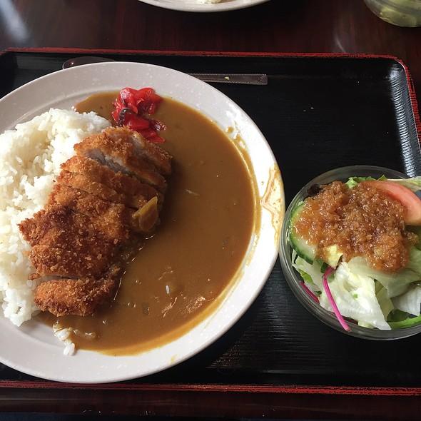 Tonkatsu Curry @ Dojima