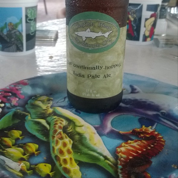Dogfish Head IPA @ Lauderdale By The Beach