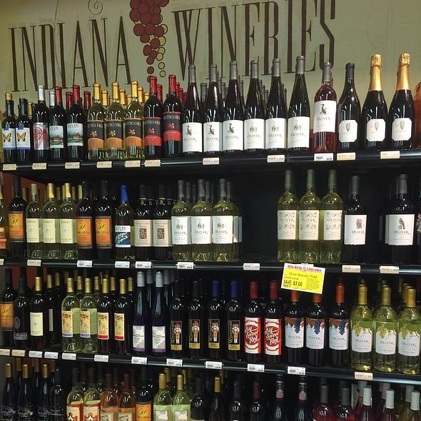 Local Wines @ Big Red Liquors