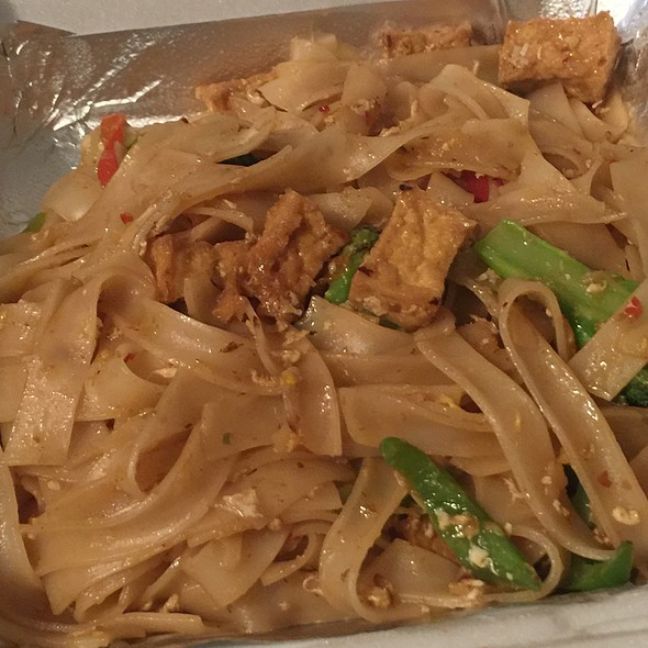 Pad Kee Mao @ My Thai