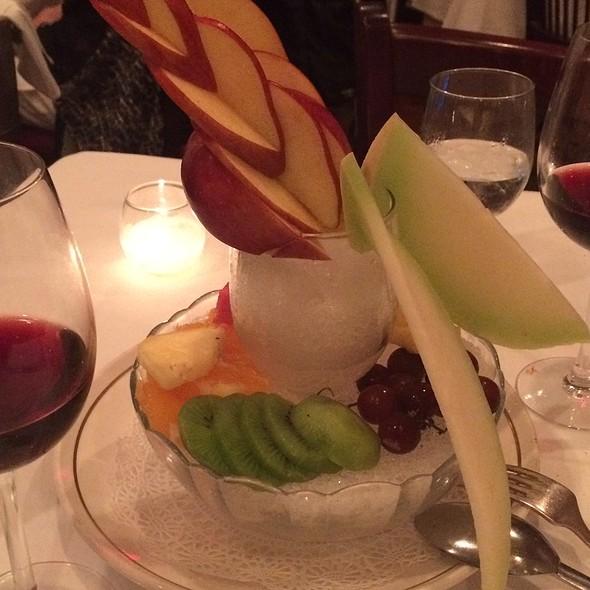 Fruit - Nino's, New York, NY