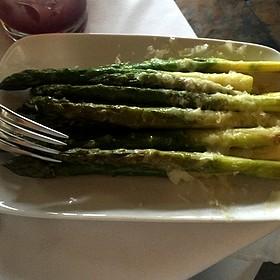 Sautéed Jumbo Asparagus
