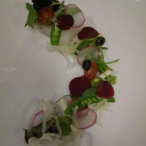 Beet Salad @ Woodside Restaurant @ Parkyard Hotel Shanghai