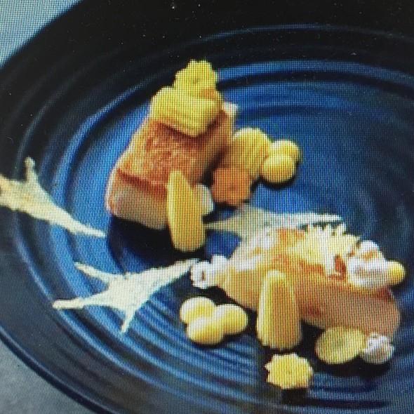 Duck Liver @ Woodside Restaurant @ Parkyard Hotel Shanghai