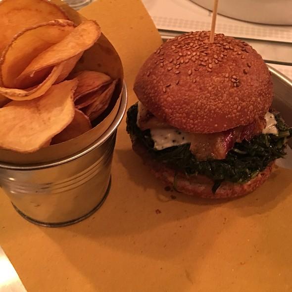 Hamburger Romano @ Pepe