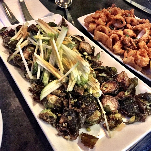 Brussels Sprouts @ Panzano Restaurant