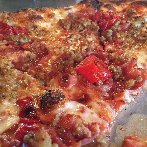 Jersey Pie Pizza @ Double Mountain