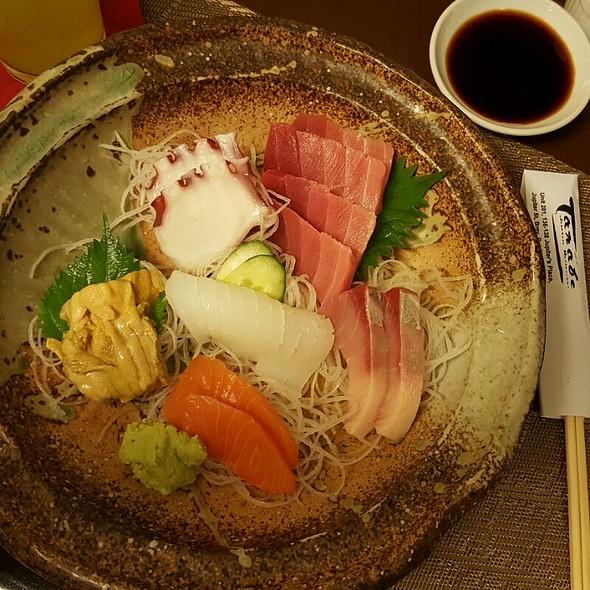 Mixed Sashimi @ Tanabe Japanese Restaurant