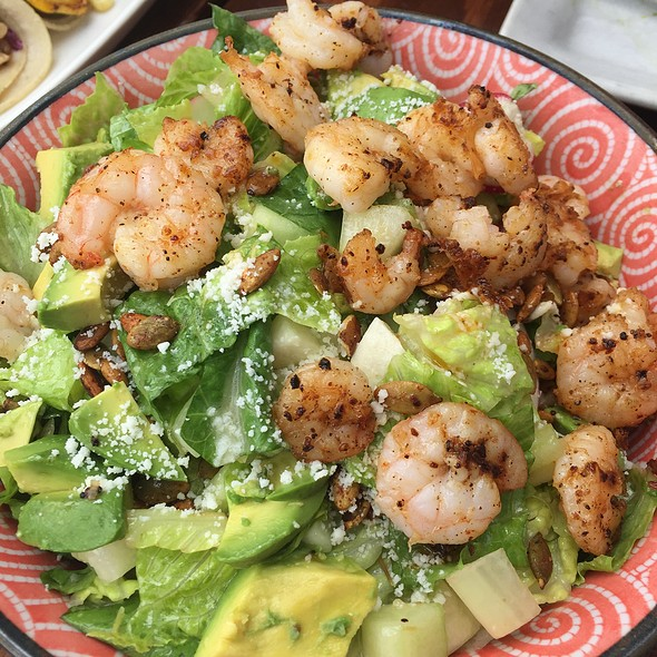 Marina Girl Salad @ Tacolicious