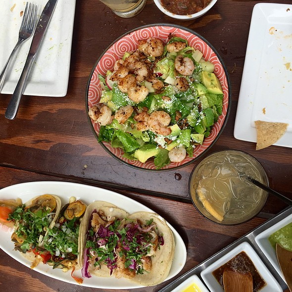 Lunch @ Tacolicious