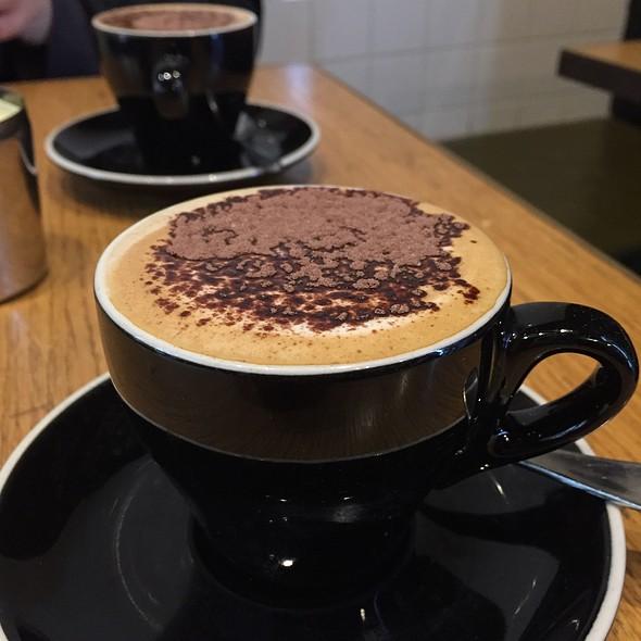 Cappuccino @ Central Baking Depot