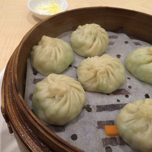 Steamed Soup Dumplings