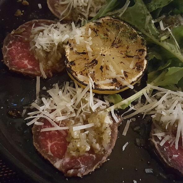 Capaccio @ Meat Bar 31