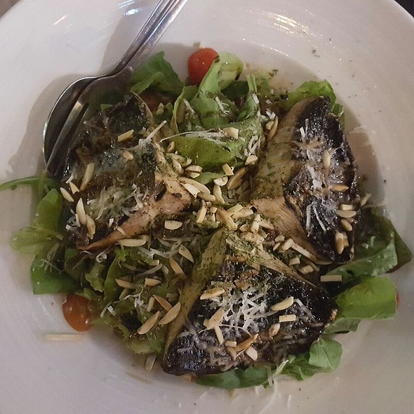 Portabello Mushroom Salad @ Meat Bar 31