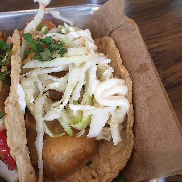 Fish Taco @ Frida 602