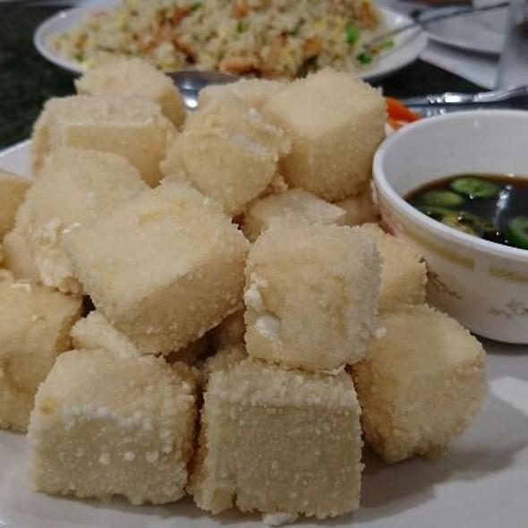 Crispy Tofu @ King Harbor Seafood Restaurant