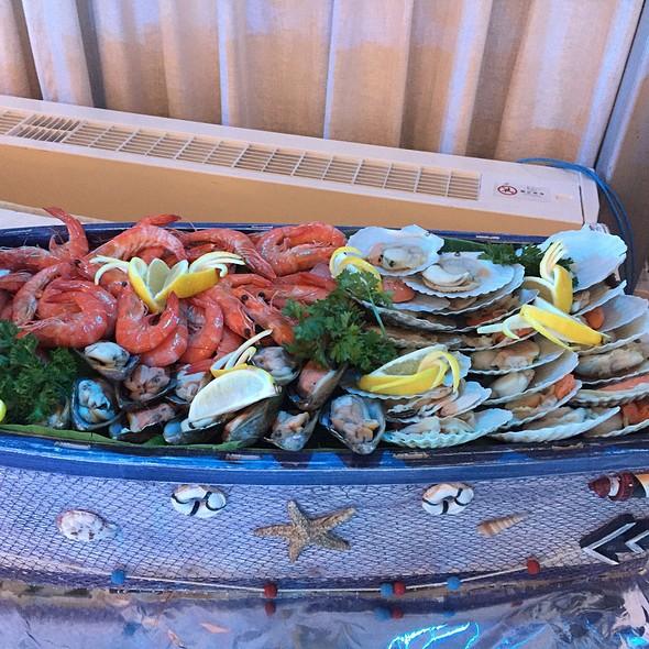 Seafood Boat @ Woodside Restaurant @ Parkyard Hotel Shanghai