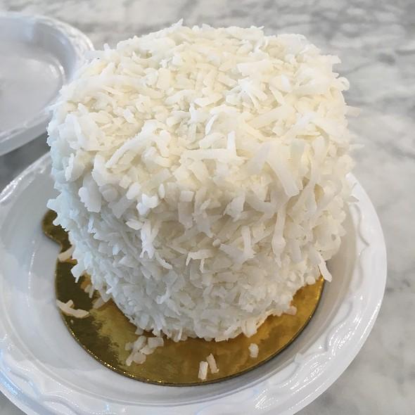 Coconut Cake @ Caviar & Bananas