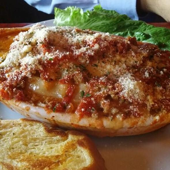lasagna @ Rusty Nail