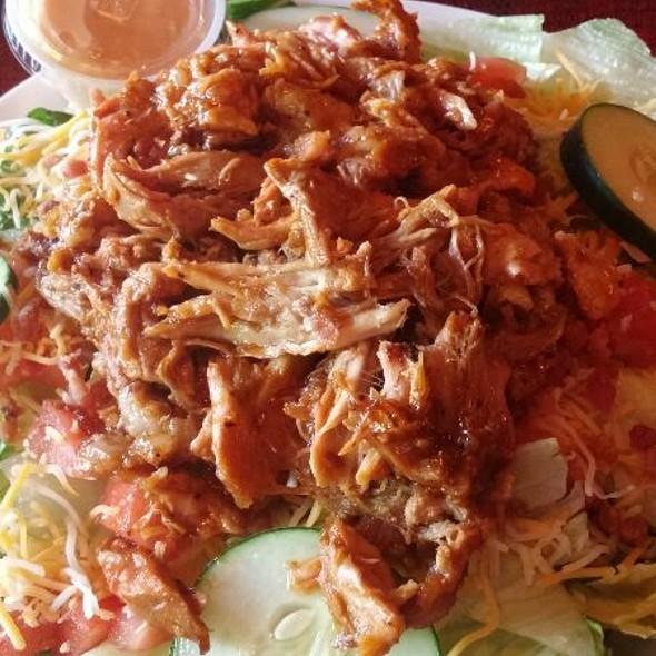 Pulled Pork Salad @ Rusty Nail