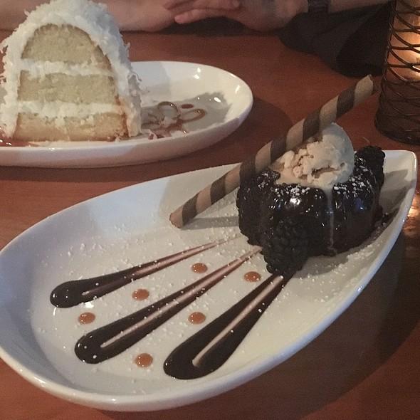 Chocolate Lava Bundt Cake @ Catch