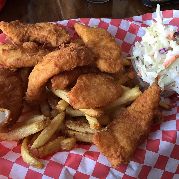 Fish & Chips - Alexander's on 30th, San Diego, CA