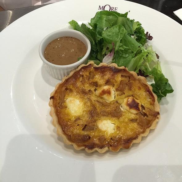 Pear And Onion Quiche